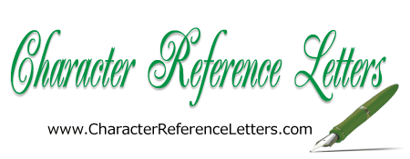 reference of character letter